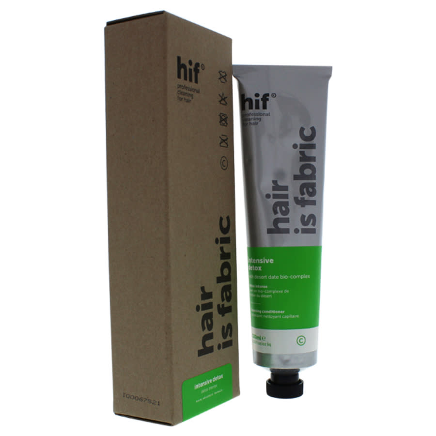 Hif Intensive Detox Cleansing Conditioner By  For Women - 6.08 oz Conditioner In Beige