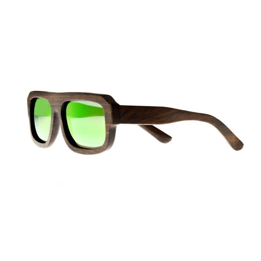 Earth Daytona Wood Sunglasses In Green