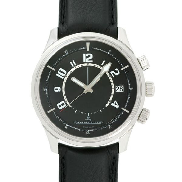 Jaeger-lecoultre Amvox1 Alarm Mens Watch Q1908470 In Black