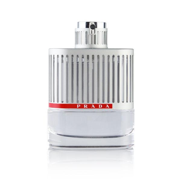 Prada Mens Luna Rossa Edt Spray 3.4 oz (tester) Fragrances 8435137729234 In Gray