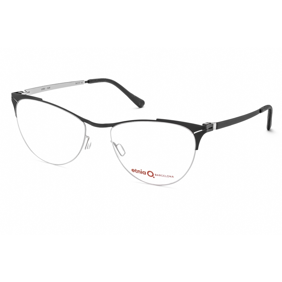 Etnia Barcelona Cat Eye Ladies Eyeglasses Loira Slbk 54 In Black