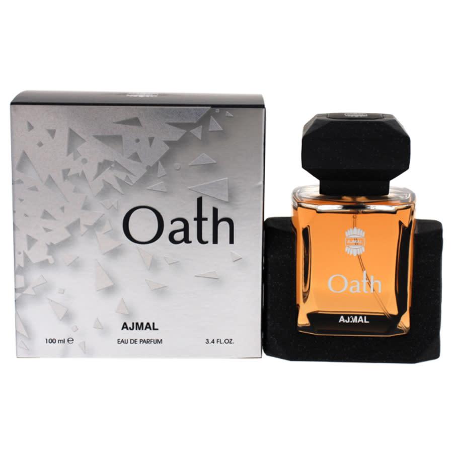 Ajmal Oath By  For Men - 3.4 oz Edp Spray In N,a