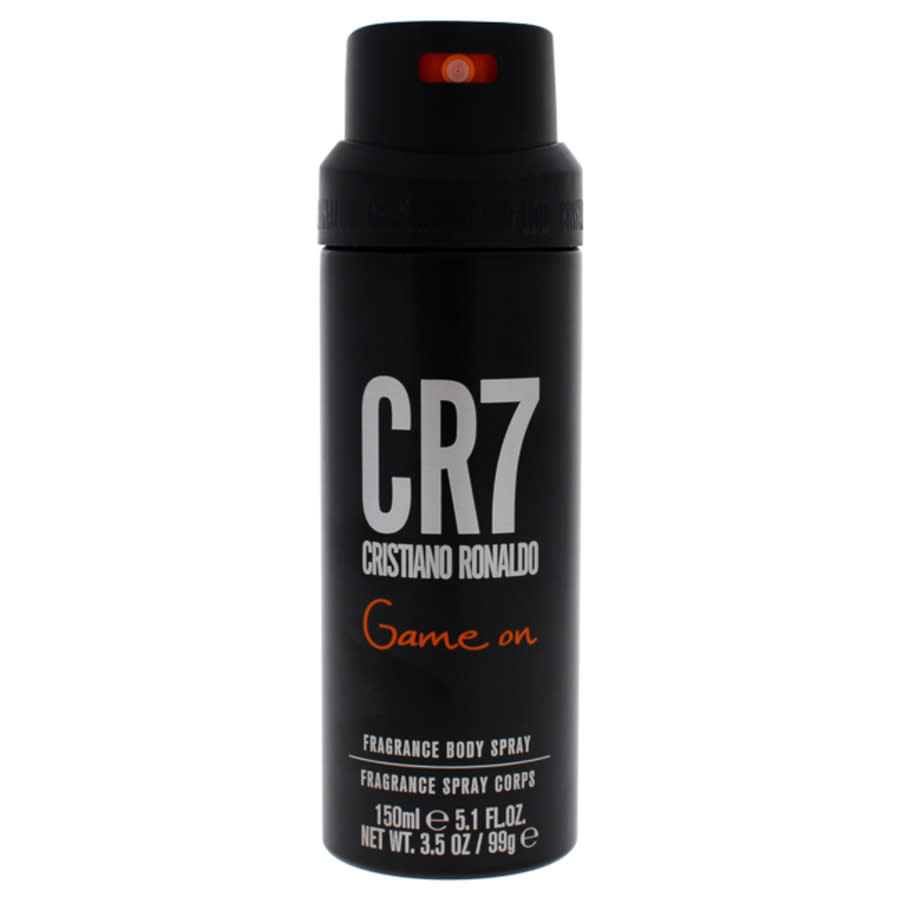Cristiano Ronaldo Cr7 Game On By  For Men - 5.1 oz Body Spray In N,a