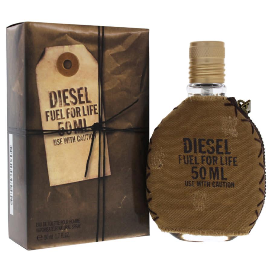 Diesel FUEL FOR LIFE / DIESEL EDT SPRAY 1.7 OZ (M)