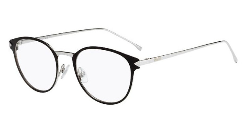 Fendi Demo Ladies Eyeglasses Ff 0167 0vbi 50 In Brown