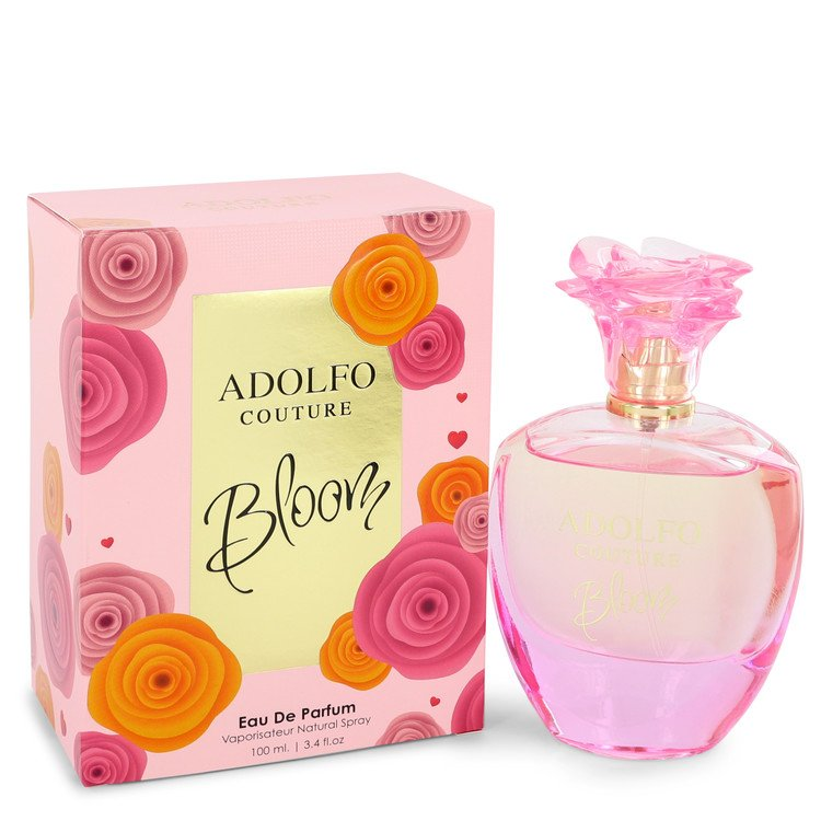 Adolfo Couture Bloom /  Edp Spray 3.4 oz (100 Ml) (m) In Pink