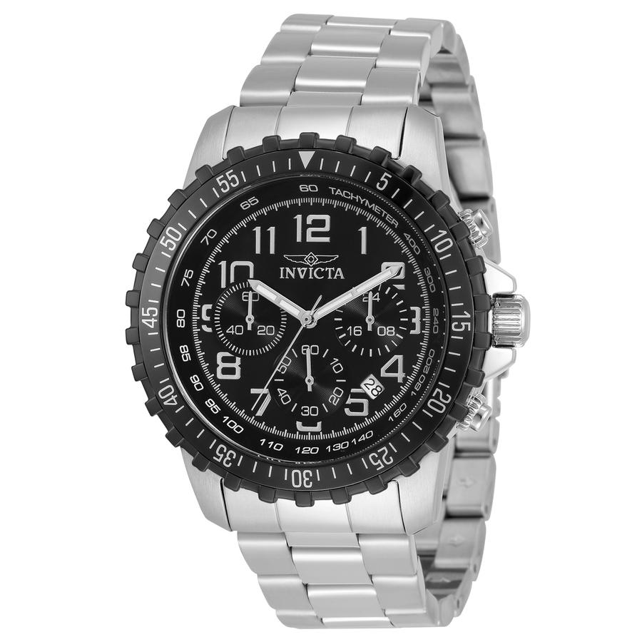 Invicta Specialty Chronograph Quartz Mens Watch 34008 In Gray