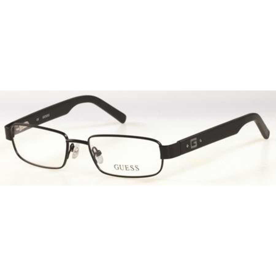 Guess Unisex Black Square Eyeglass Frames Gu9121b8449