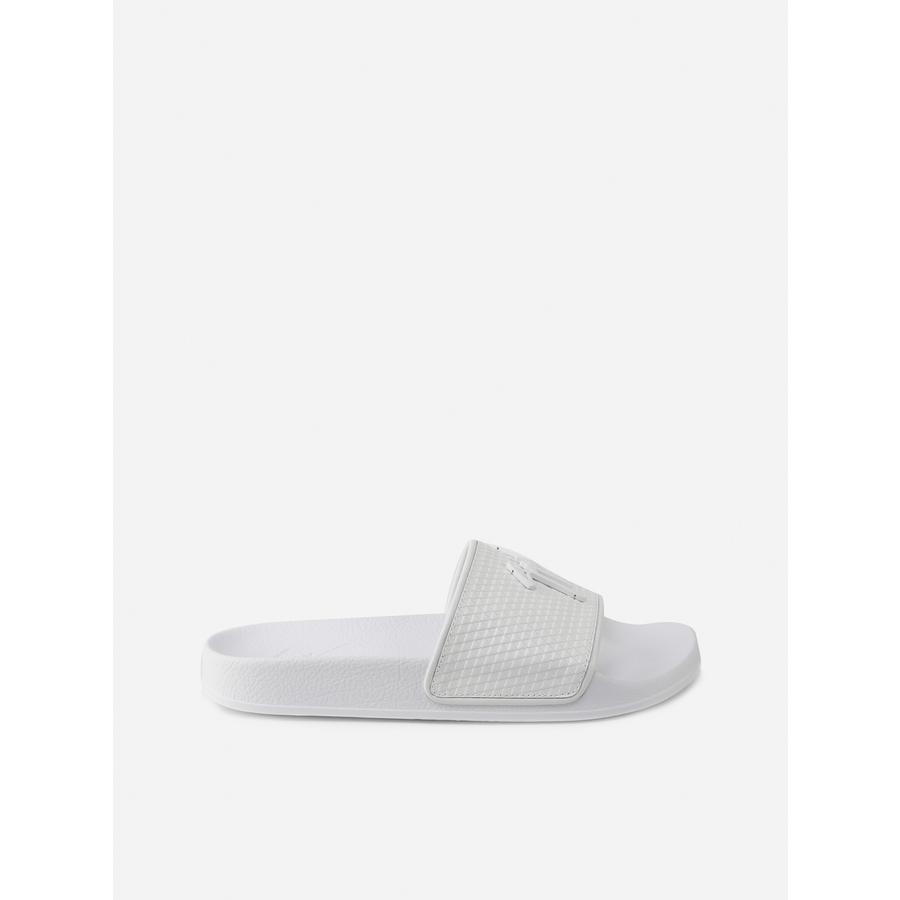Giuseppe Zanotti Brett Mens White Sandals