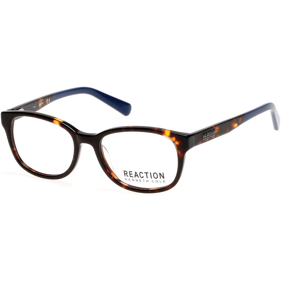 Kenneth Cole Reaction Square Mens Eyeglasses Kc0792 56 51 In Multi