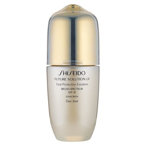 Shiseido / Future Solution Lx Spf 18 Total Protection Emulsion 2.5 oz (125 Ml) In N,a