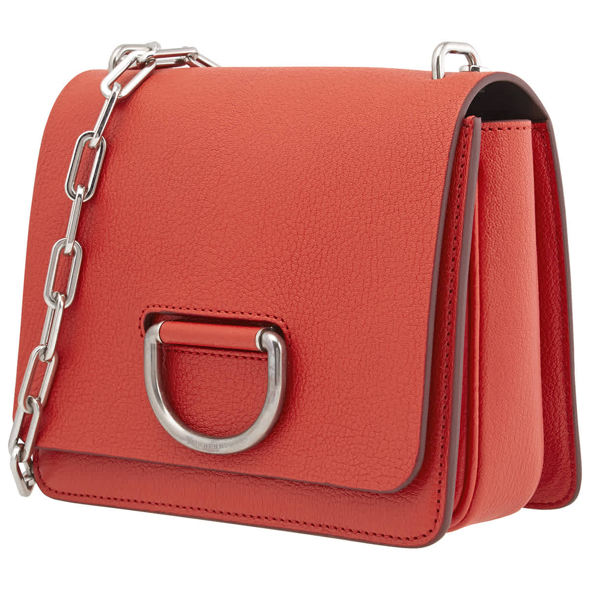 Burberry Small Leather D-ring Crossbody Bag