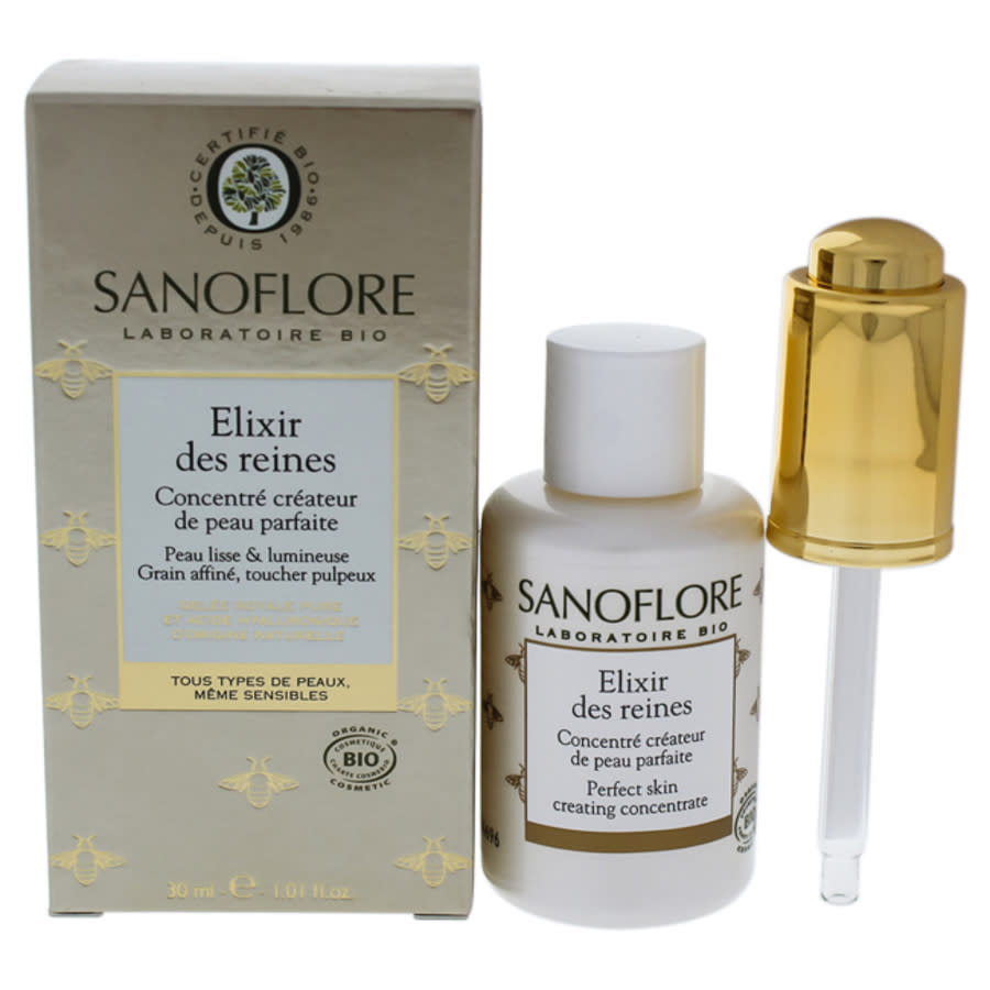 Sanoflore Elixir Des Reines Skin-perfectin Glow Serum By  For Women - 1.01 oz Serum In N,a