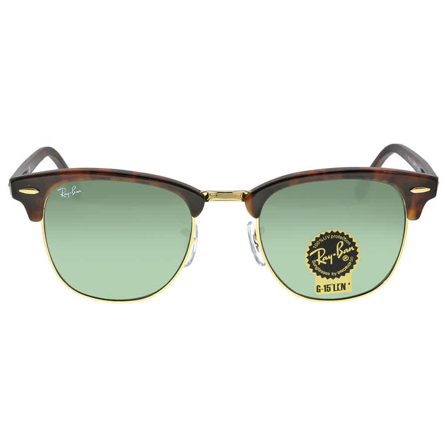 e92aa04a08d Ray-Ban Clubmaster Tortoise Arista 51mm Sunglasses RB3016 W0366 51-21