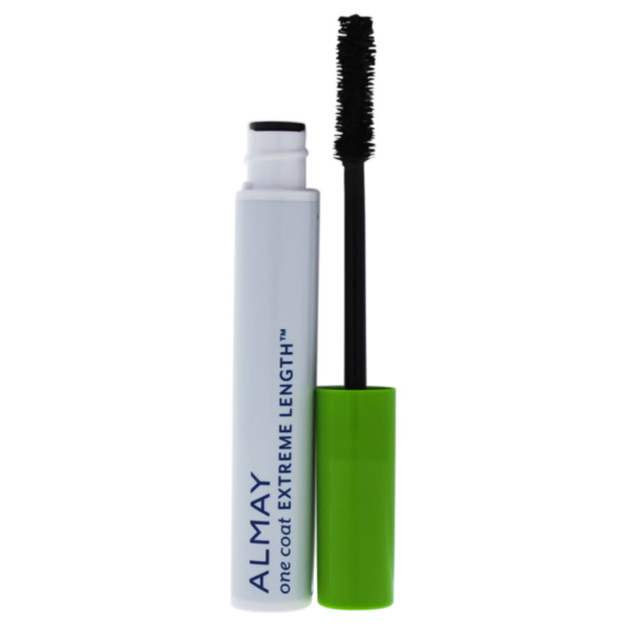 Almay One Coat Get Up And Grow Mascara - 030 Black Brown By  For Women - 0.21 oz Mascara In Black,brown