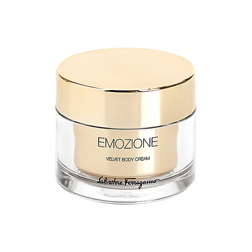 S. Ferragamo Emozione /  Body Cream 5.4 oz (150 Ml) (w) In Beige