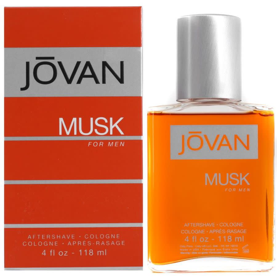 Jovan Musk /  Cologne / After Shave 4.0 oz (m) In N,a