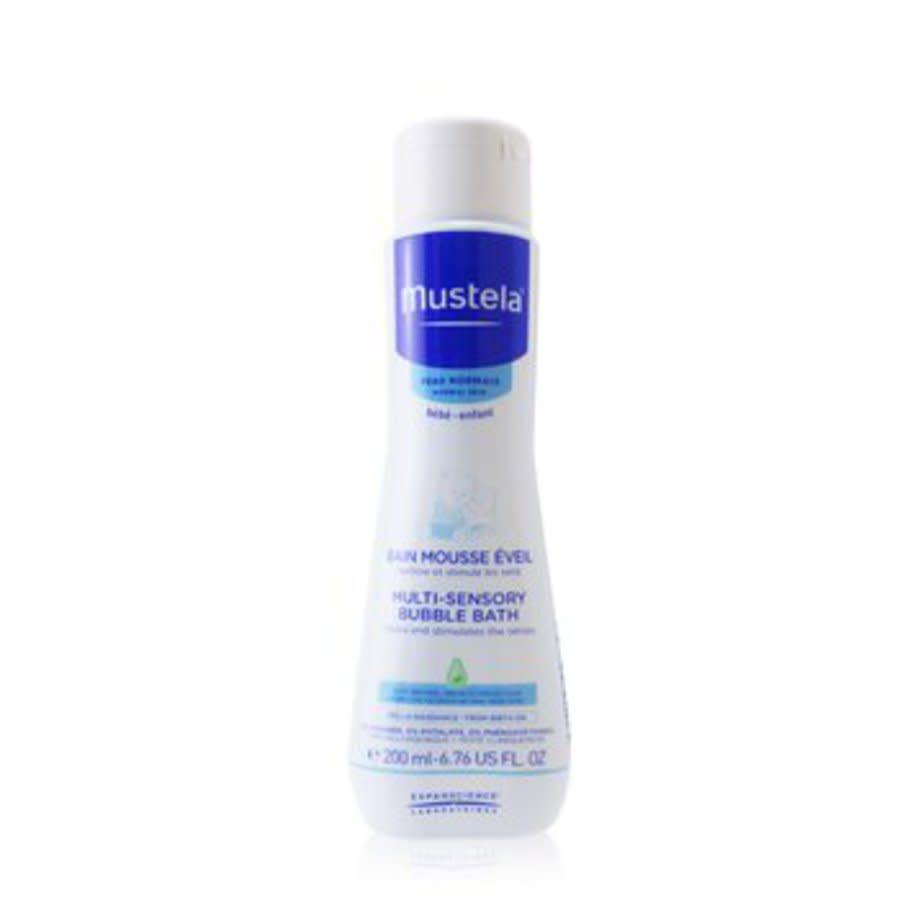 Mustela - Multi Sensory Bubble Bath 200ml/6.76oz In White