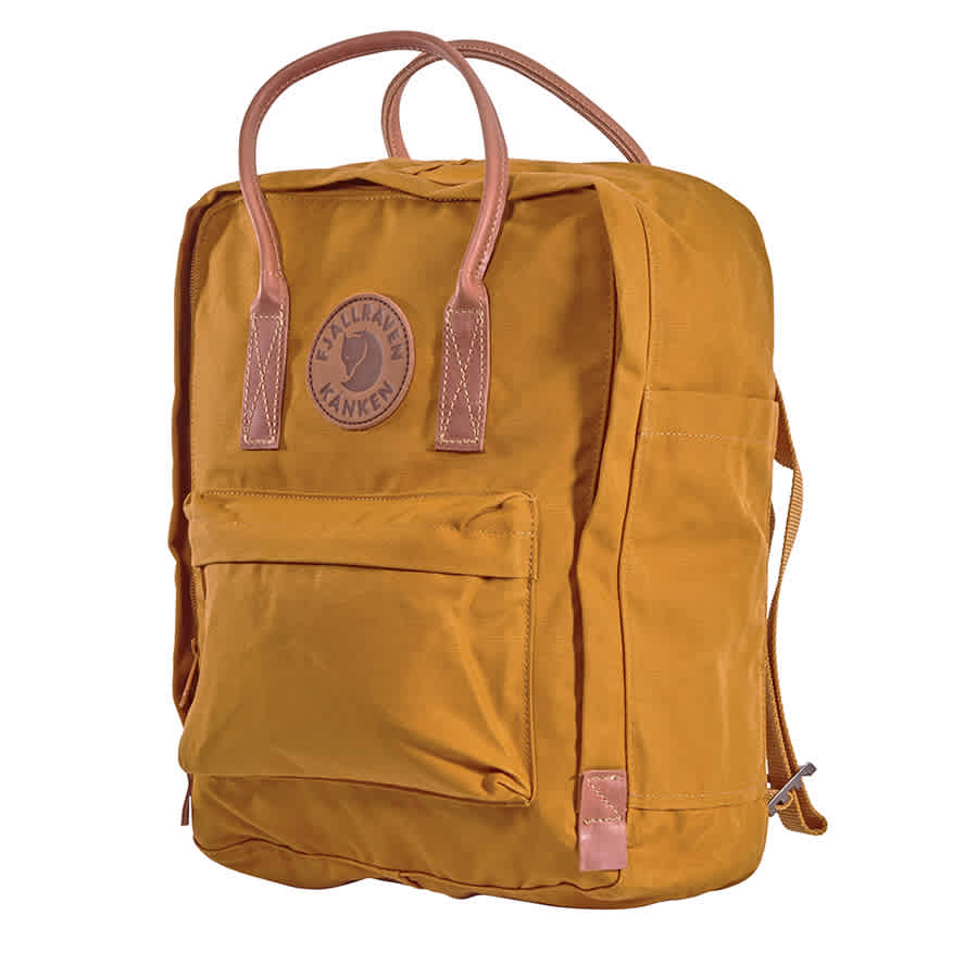 Fjall Raven Kanken No.2 Backpack- Acorn In Brown