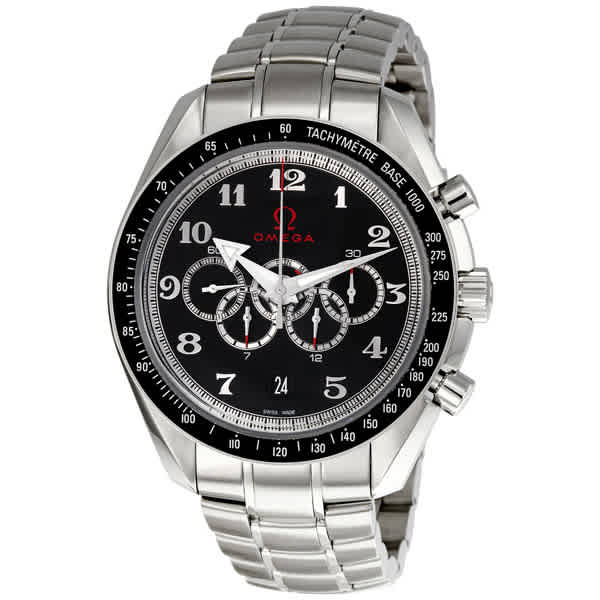 OMEGA SPEEDMASTER OLYMPIC COLLECTION MENS WATCH 321.30.44.52.01.002