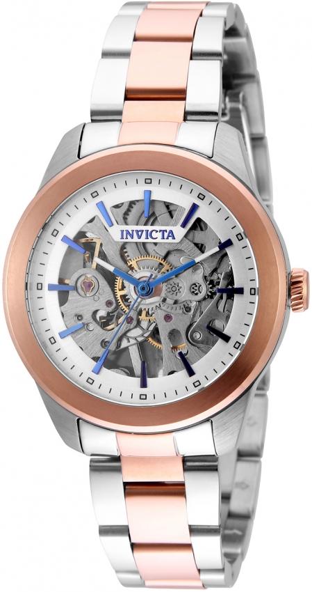 Invicta Vintage Mechanical Ladies Watch 32310 In Metallic