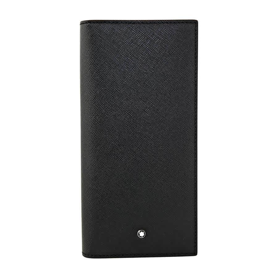 Montblanc Sartorial Long Wallet 6cc - Black