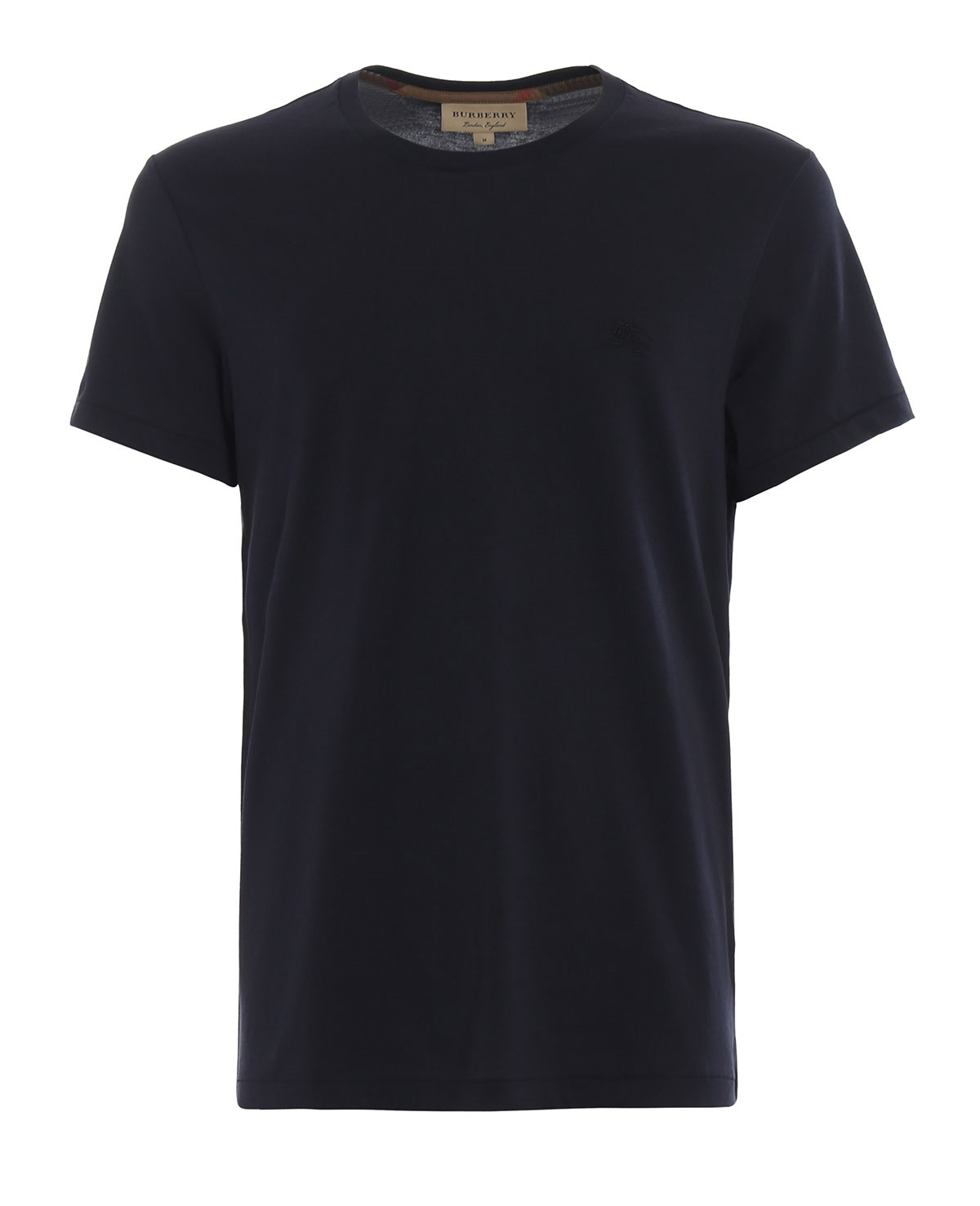 Burberry Joeforth Navy Jersey T-shirt In Blue