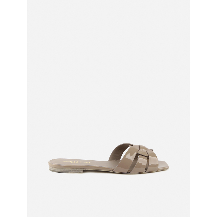 Saint Laurent Ladies Pink Sandals