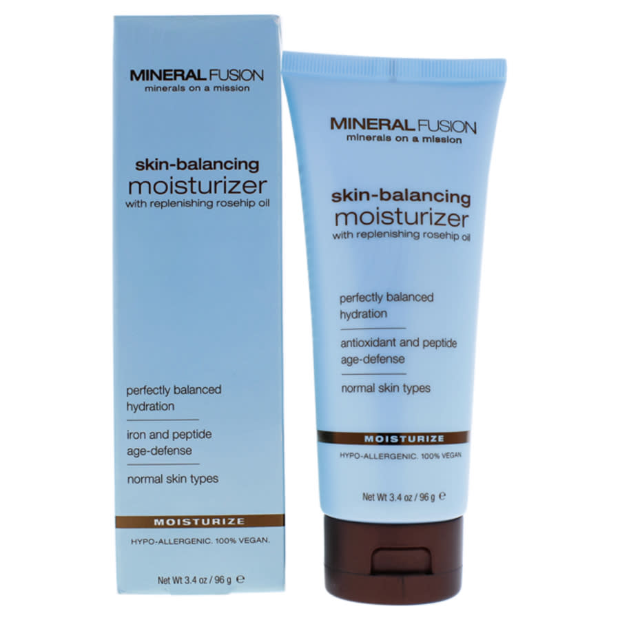 Mineral Fusion Skin-balancing Moisturizer By  For Women - 3.4 oz Moisturizer In N,a