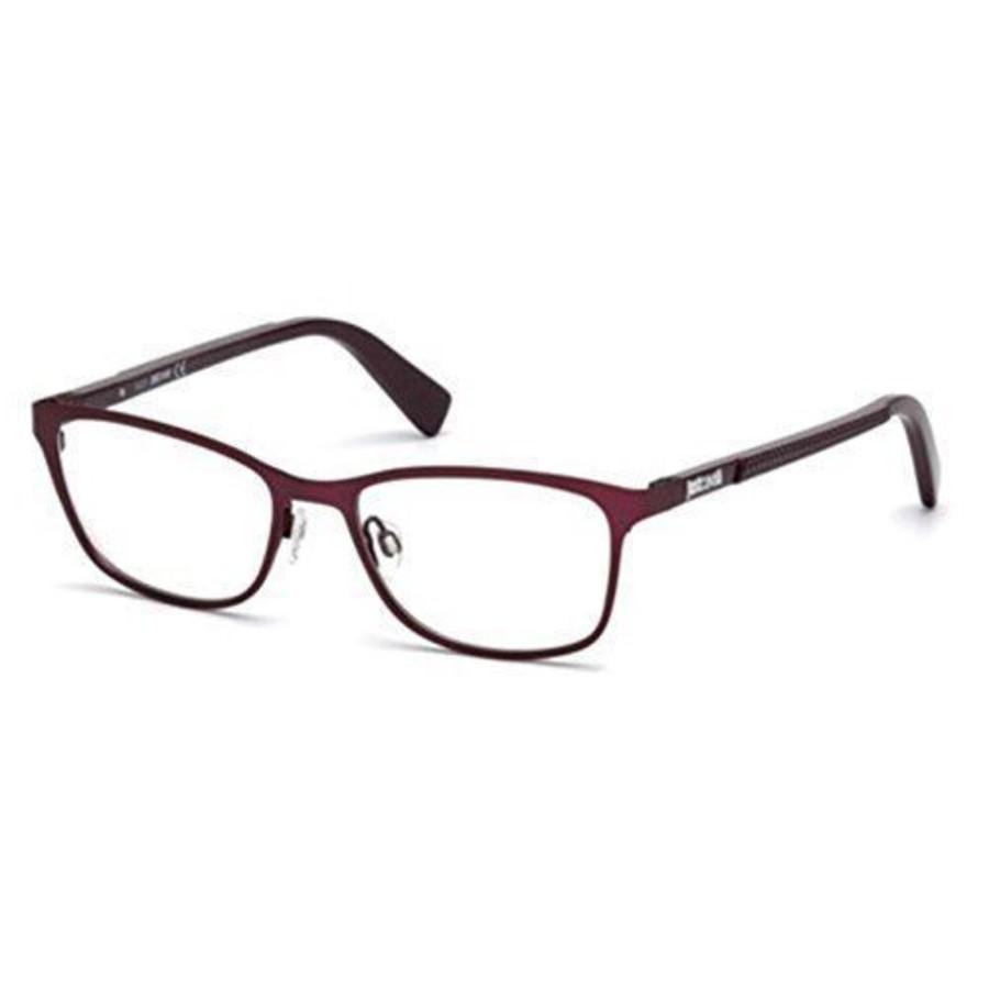 Just Cavalli Ladies Eyeglass Frames Jc0764 083 53 In Red