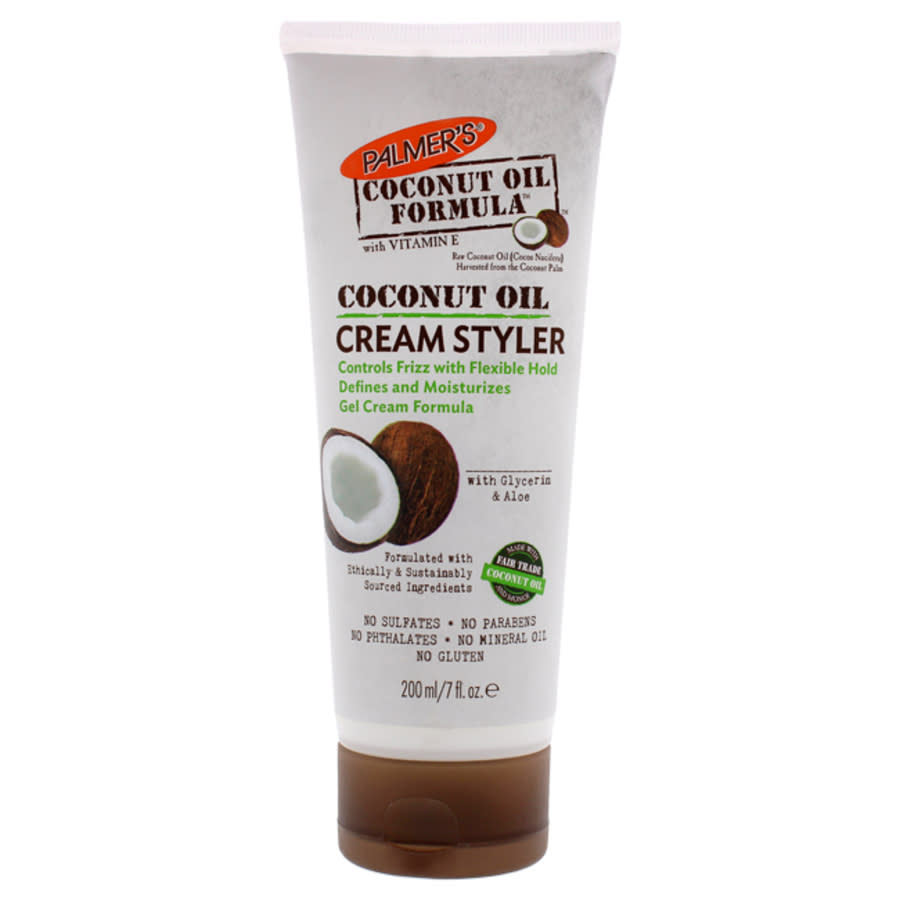 Palmers Coconut Oil Cream Styler By  For Unisex - 7 oz Cream In Beige