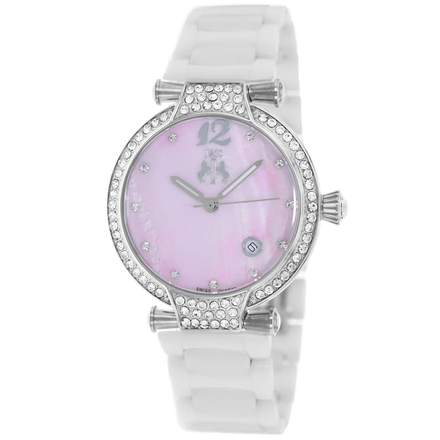 Jivago Bijoux Ladies Watch Jv2214 In White