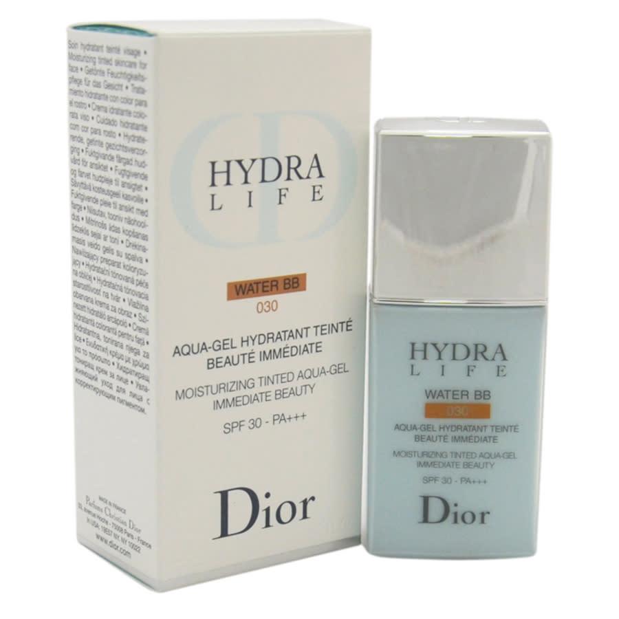 Dior Hydra Life Water Bb Moisturizing Tinted Aqua-gel Spf 30 - # 030 By Christian  For Women - 1 oz M In Blue