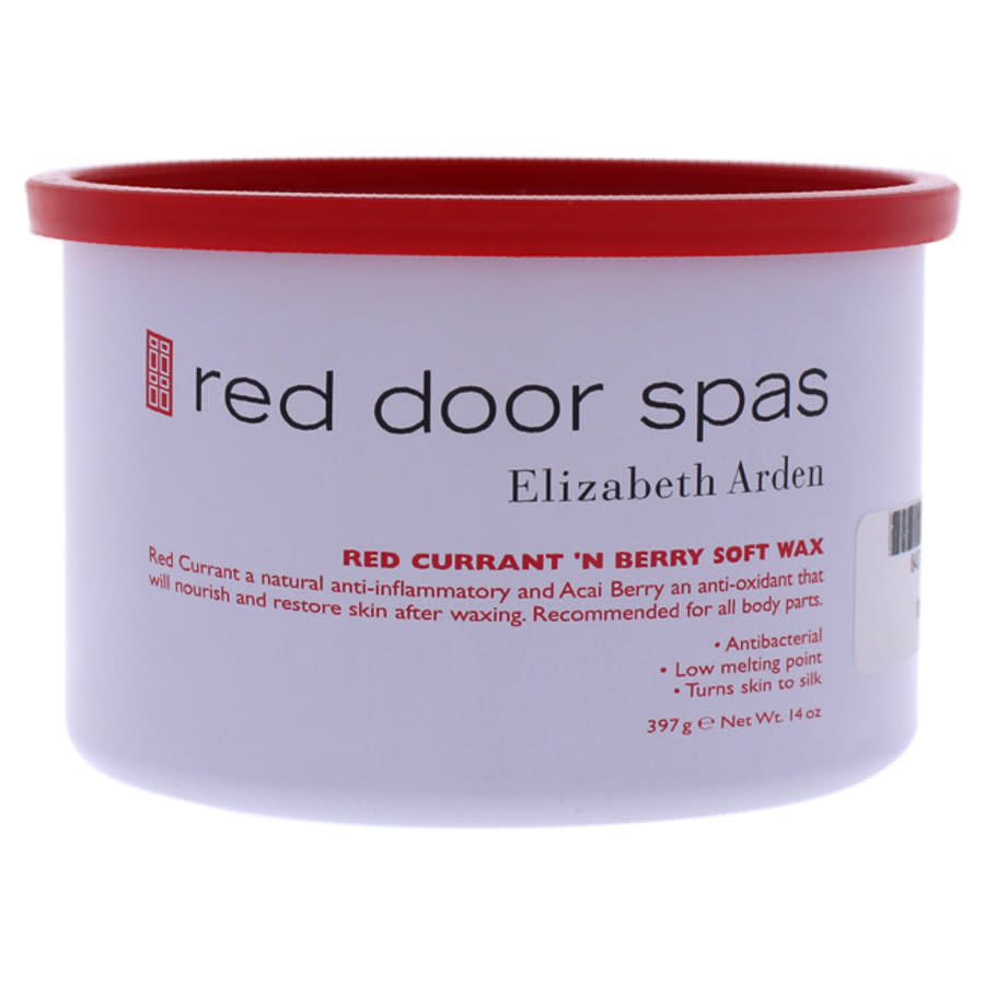Elizabeth Arden Red Door Spa Red Currant Soft Wax - Berry By  For Women - 14 oz Wax In White