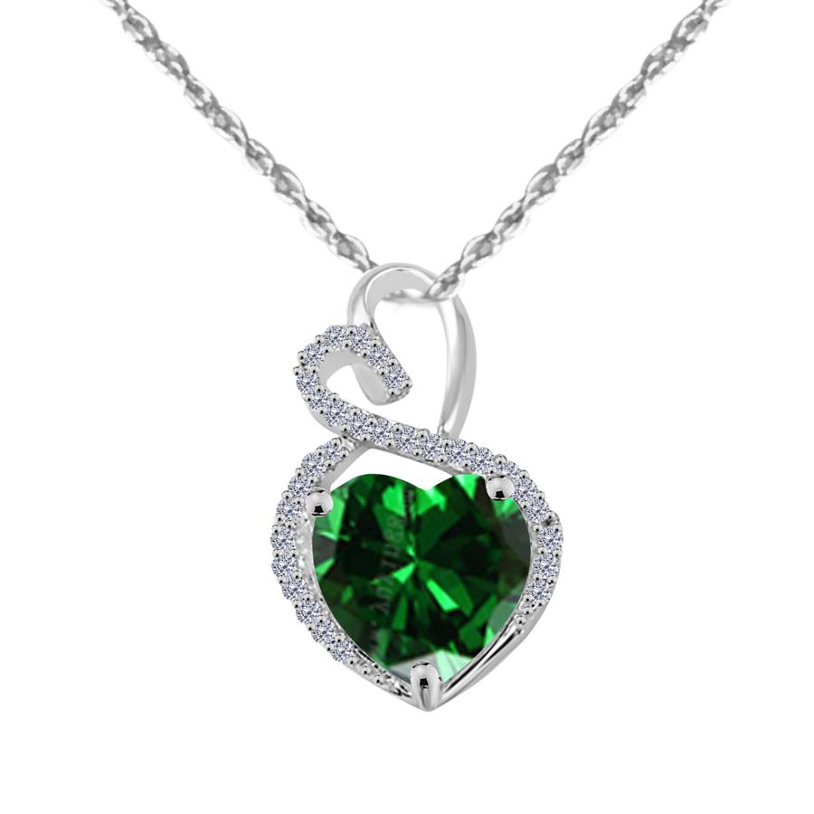 Maulijewels Ladies Jewelry & Cufflinks Mpd0158-wb-dem In Metallic