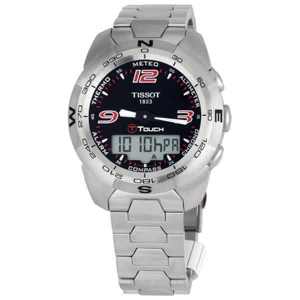 TISSOT T-TOUCH EXPERT MENS WATCH T013.420.11.057.00