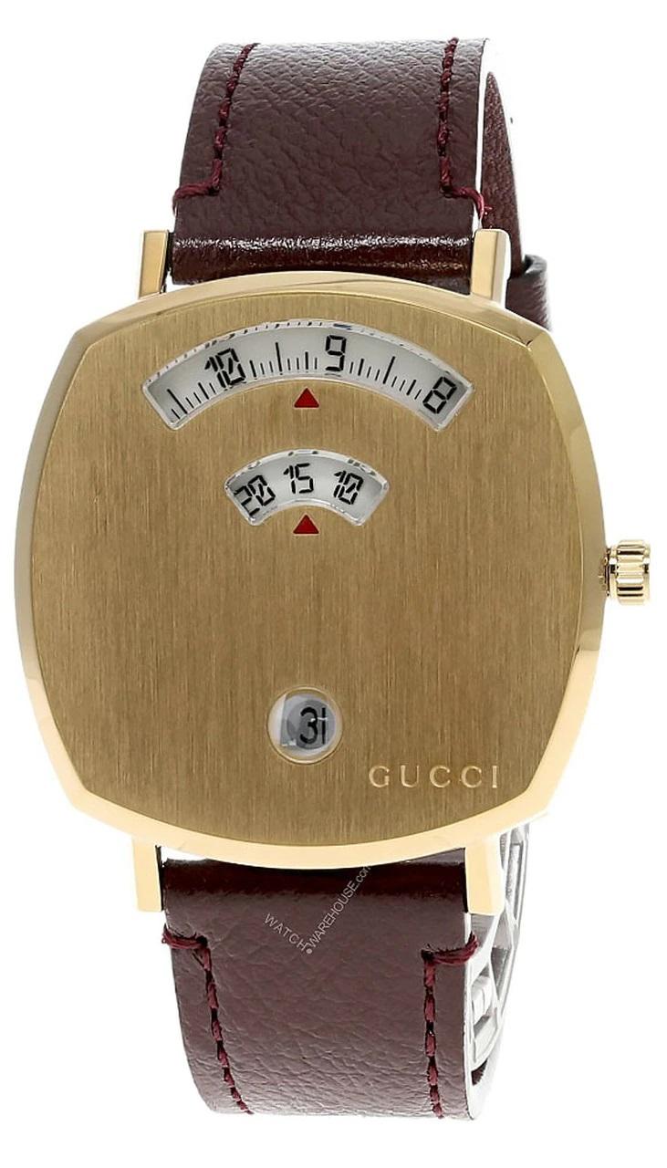 Gucci Grip Quartz Unisex Watch Ya157405