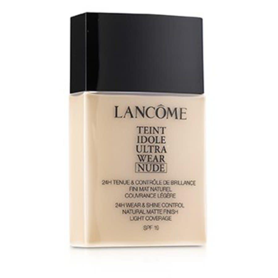 Lancôme - Teint Idole Ultra Wear Nude Foundation Spf19 - # 010 Beige Porcelaine 40ml/1.3oz