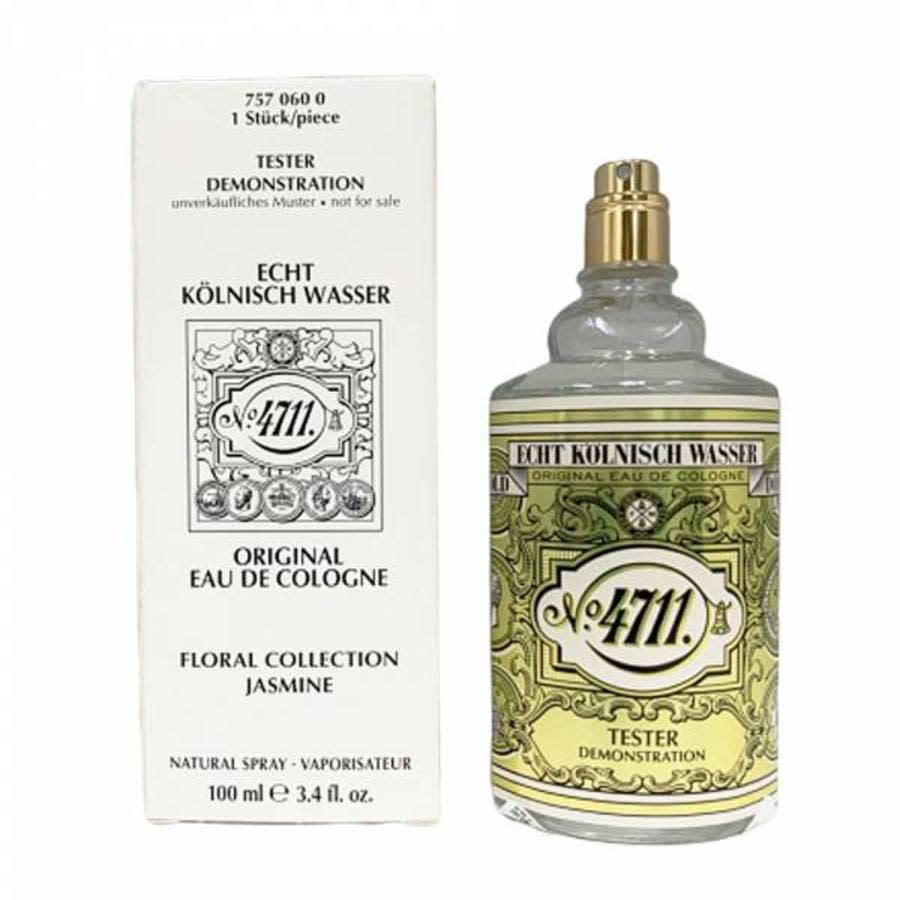 4711 Unisex Floral Jasmine Edc Spray 3.4 oz (tester) Fragrances 4011700757060 In N,a