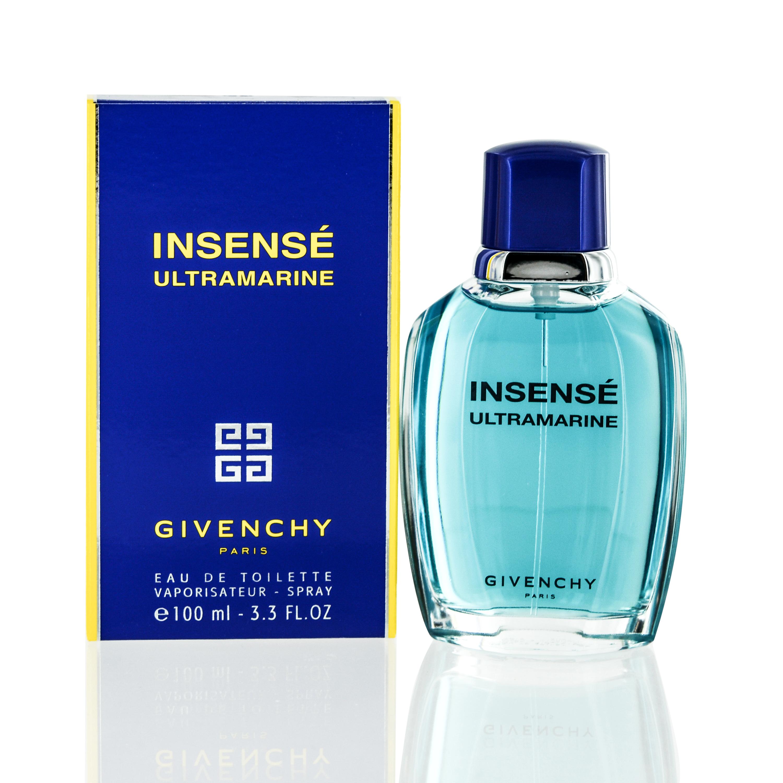 Insense Ultramarine /  Edt Spray 3.3 oz (m) In Blue