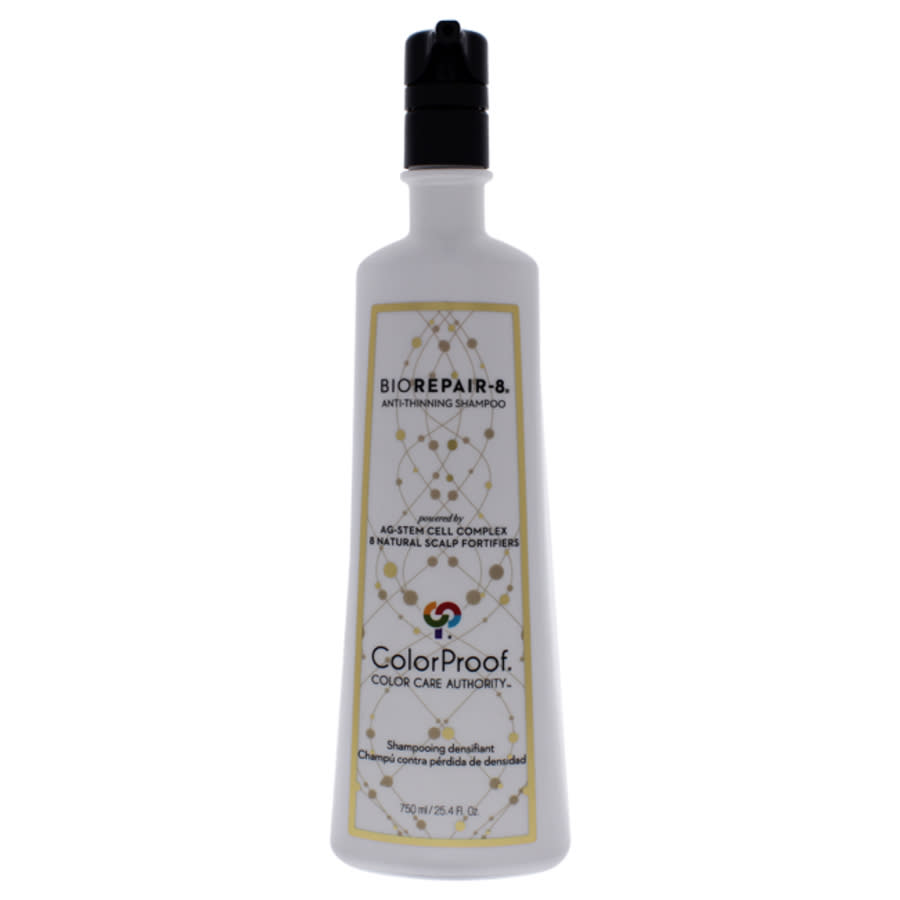 Colorproof Biorepair-8 Anti-thinning Shampoo By  For Unisex - 25.4 oz Shampoo In N,a