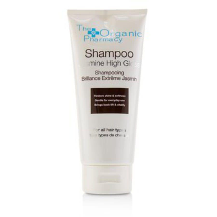 The Organic Pharmacy Unisex Jasmine High Gloss Shampoo 6.76 oz For All Hair Types Hair Care 5060063491677