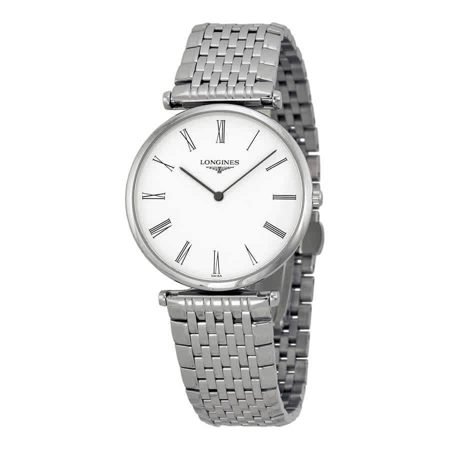 Longines La Grande Classique Mens Watch L47094116 In Metallic