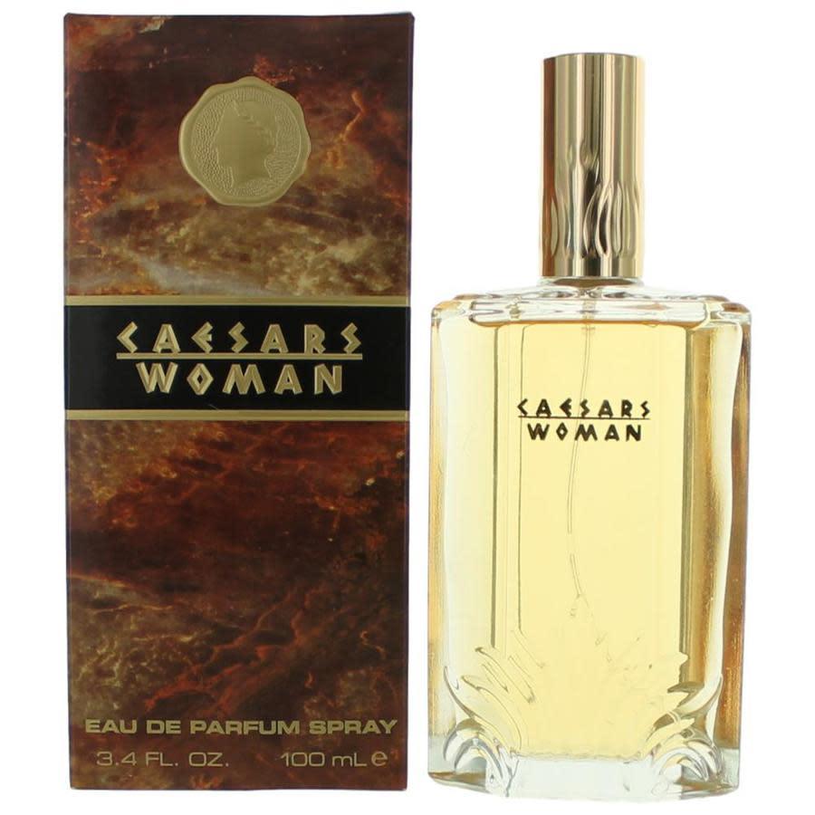 Caesars Ladies  Woman Edp Spray 3.4 oz Fragrances 849017005093 In Orange