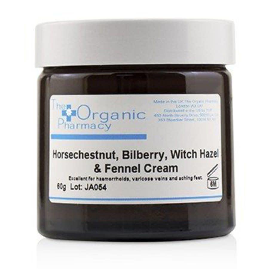 The Organic Pharmacy Unisex Bilberry Complex Cream 2.11 oz For Haemorrhoids