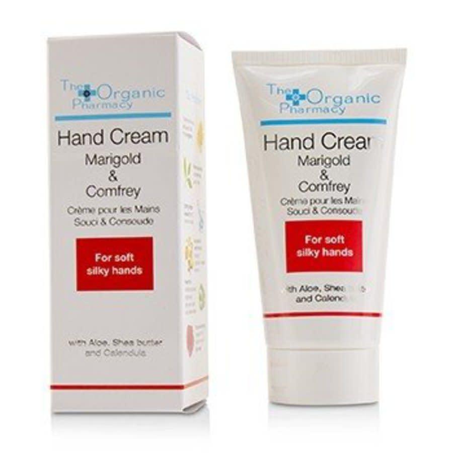 The Organic Pharmacy Unisex Marigold & Comfrey Hand Cream 1.7 oz Skin Care 5060063491622
