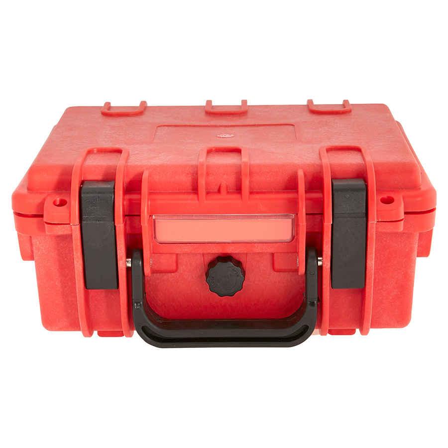 Generic 3 Slot Red Diver Watch Box Slbox-5jg-221609-diverbox