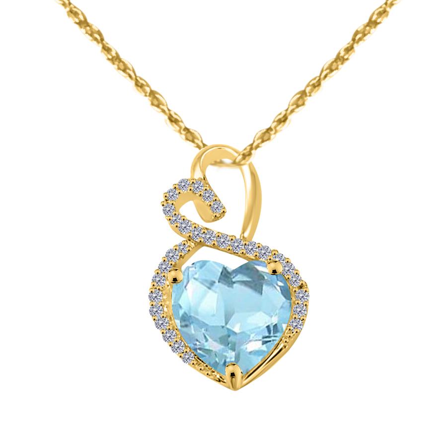 Maulijewels Ladies Jewelry & Cufflinks Mpd0158-yb-daq In Gold