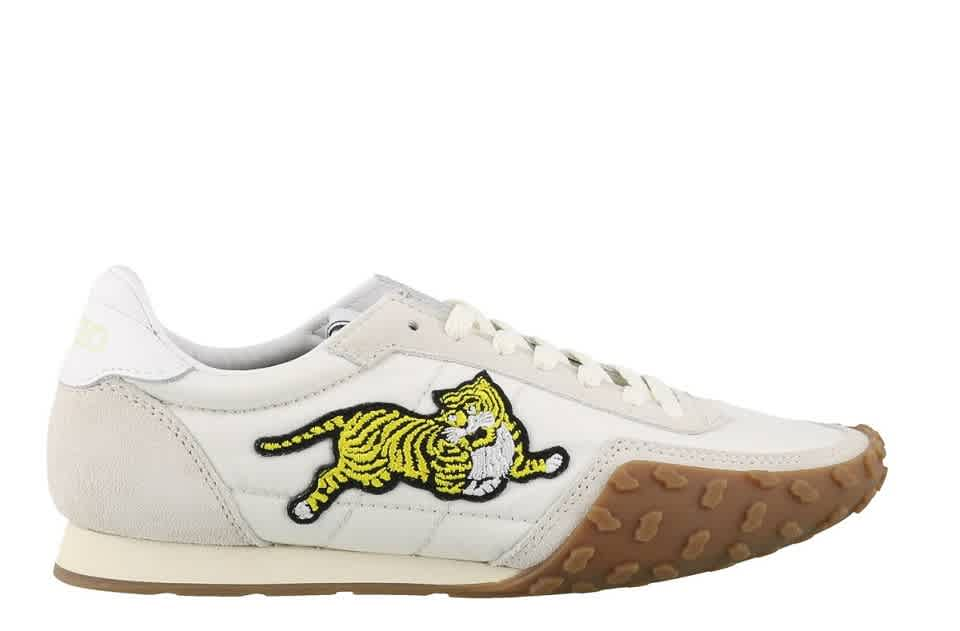 Kenzo MOVE EMBROIDERED TIGER TRAINERS