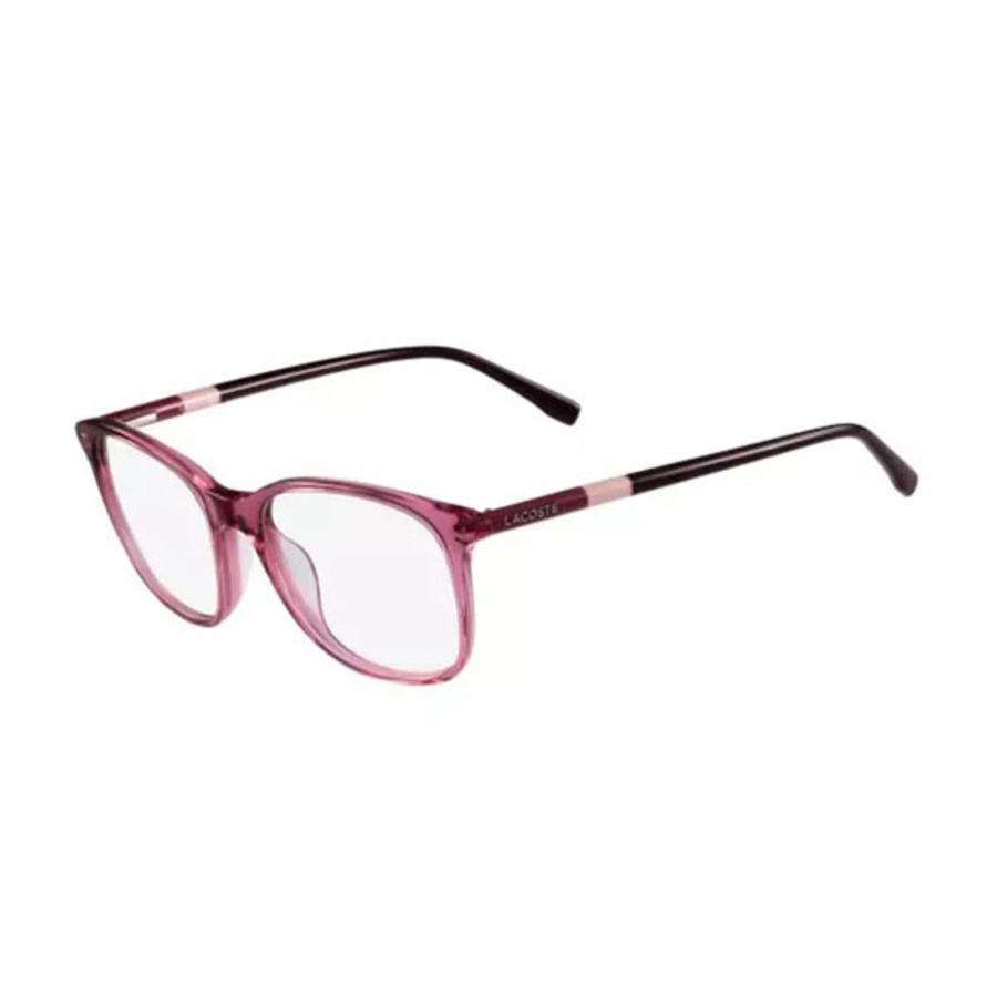 Lacoste Unisex Pink Aviator/pilot Eyeglass Frames L277066253